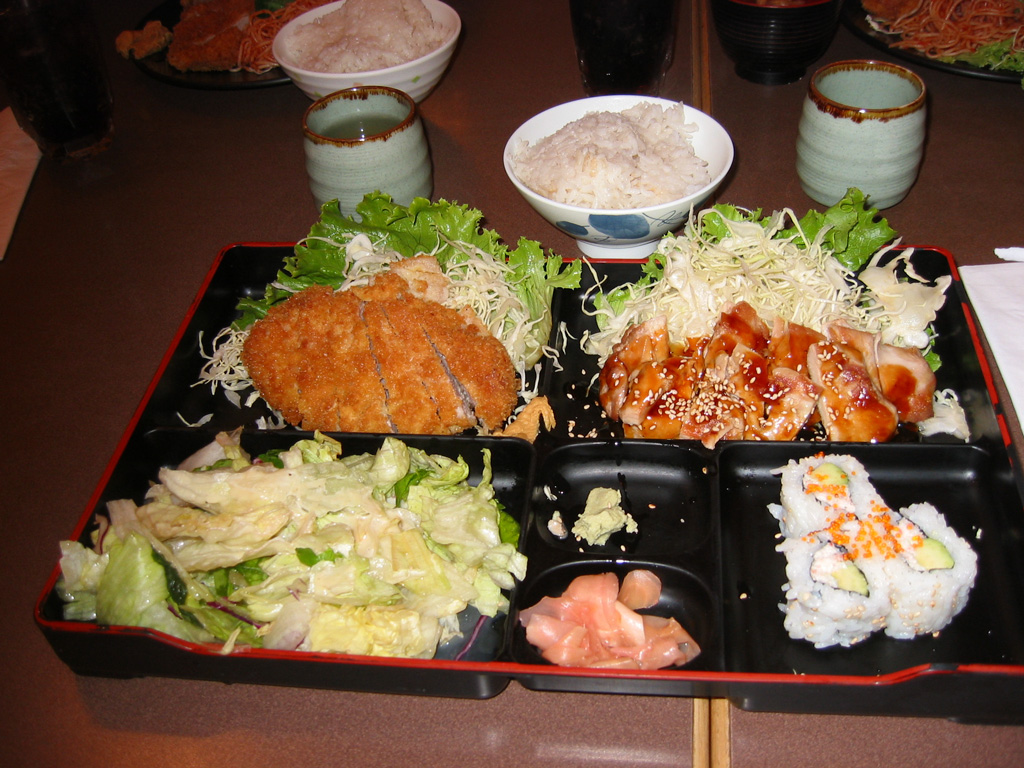 Japanese food as you like it japanese food japanese for Asian food cuisine